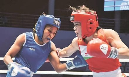 Mary head and shoulders above rest   Sports News, The Indian Express