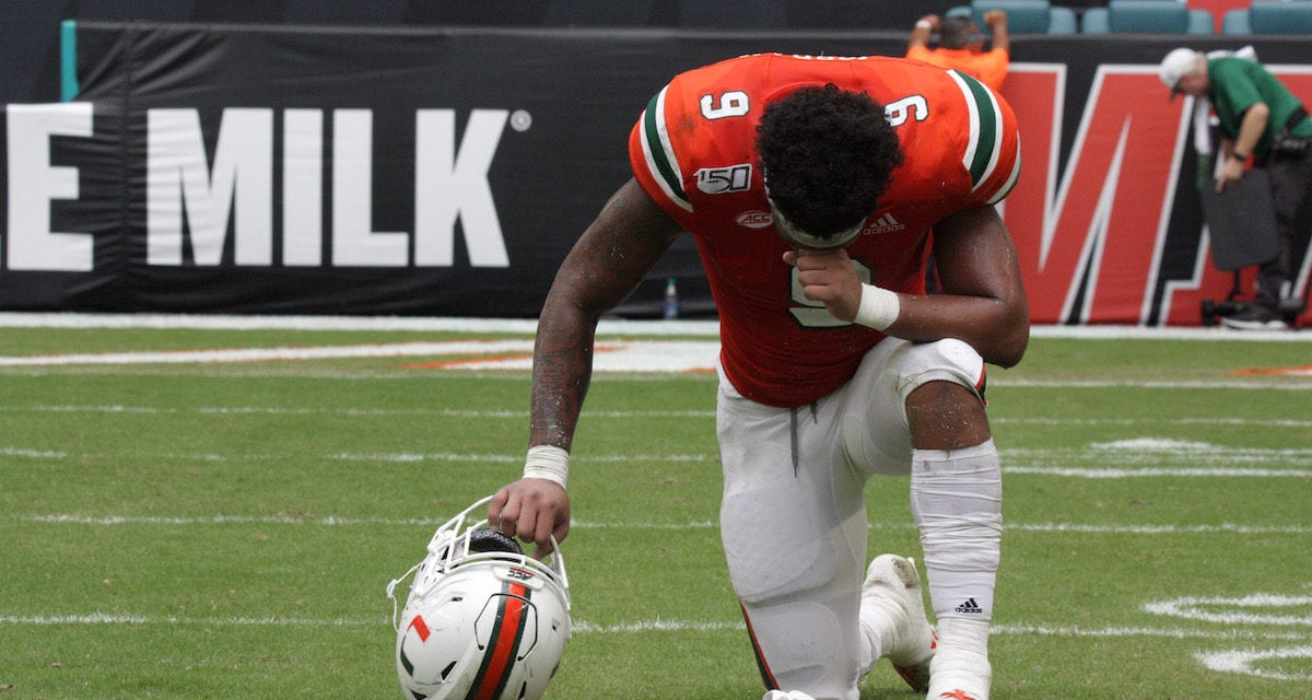 Buzz Train Crashes as Miami Chokes in Overtime|October 19th, 2019 – Sports News as well as Home Entertainment Electrical Outlet