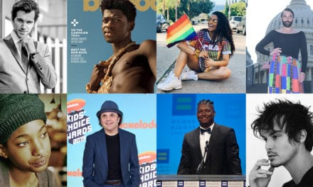 Influencers and Celebrities Come Out for Equality in 2019