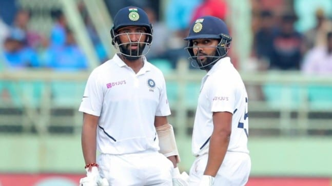 There is a lot to learn from Rohit Sharma: Cheteshwar Pujara after duo lead India to dominance – Sports News