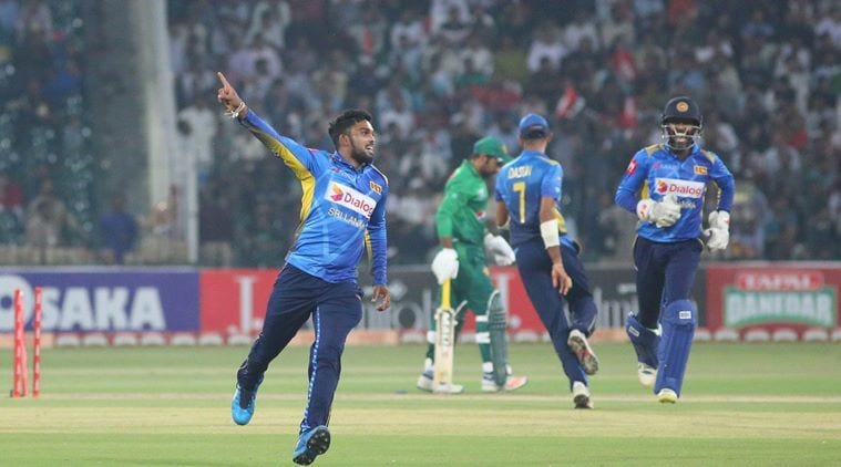 Pakistan vs Sri Lanka 3rd T20I Highlights: Visitors win by 13 runs, complete whitewash | Sports News, The Indian Express
