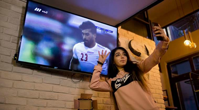 An Iranian football fan's dream comes true, but she wasn't there to see it | Sports News, The Indian Express