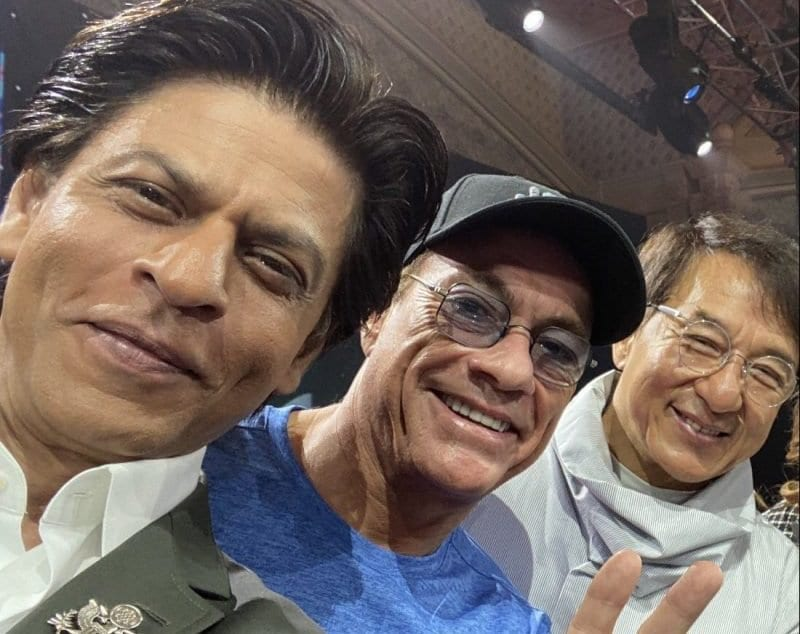 International celebs consisting of Jackie Chan and Shah Rukh Khan participate in Saudi discussion forum – Gulf Organisation