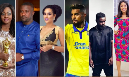 Ghanaian celebrities talk about the underrated aspects of marriage