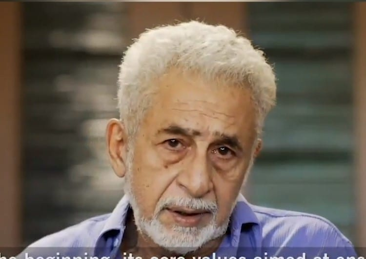 Harassment by misusing courts a ploy to silence citizens' voices: Naseeruddin Shah, 179 others slam sedition charge against celebrities