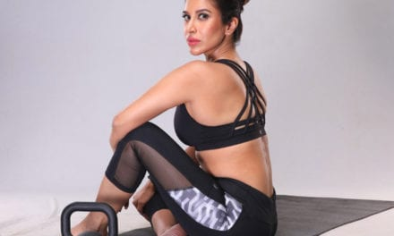 Sophie Choudry to 'Work It Up' with celebrities