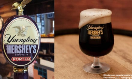 Hershey's and Yuengling Teamed up to Create a Chocolate Beer