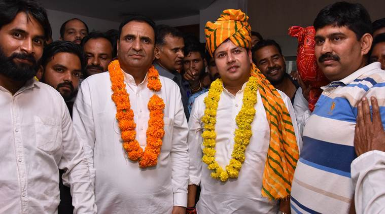 Rajasthan CM Ashok Gehlot's son elected as Rajasthan Cricket Association president | Sports News, The Indian Express