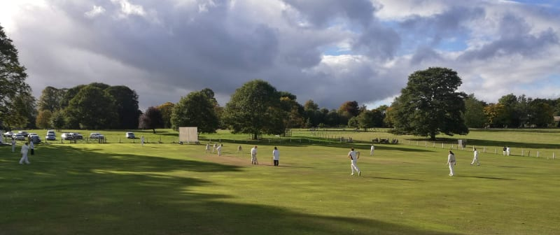 Cricket in October: Arthington Cricket Event is 30 not out
