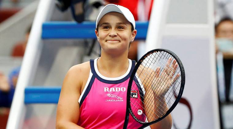 Ashleigh Barty sets up Beijing final showdown with Naomi Osaka | Sports News, The Indian Express