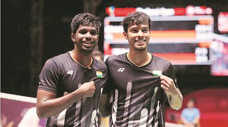 Satwik-Chirag beat the huge 'Dads', get in quarterfinals at Paris|Sports Information, The Indian Express