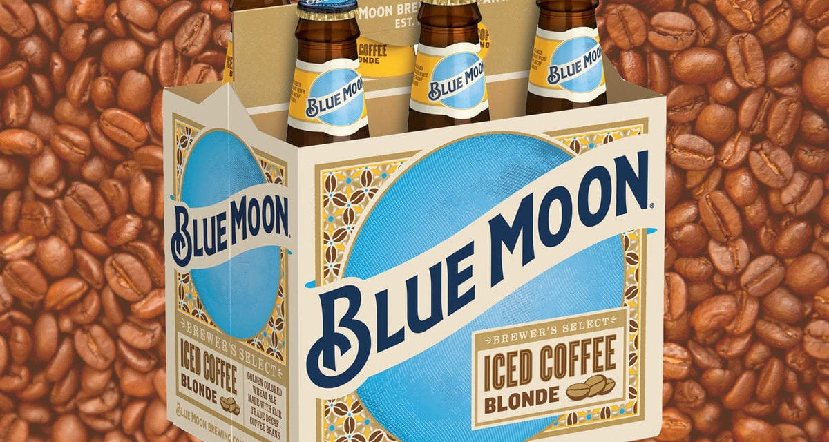 Blue Moon Is Rolling Out Iced Coffee Blonde Beer