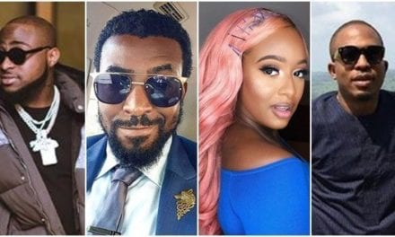 Some Nigerian celebrities who were born into rich families