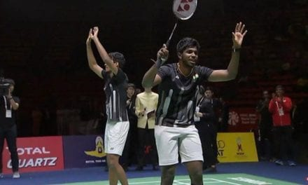 French Open Men's Doubles Semifinal Highlights: Satwik, Chirag win in straight games to enter final | Sports News, The Indian Express