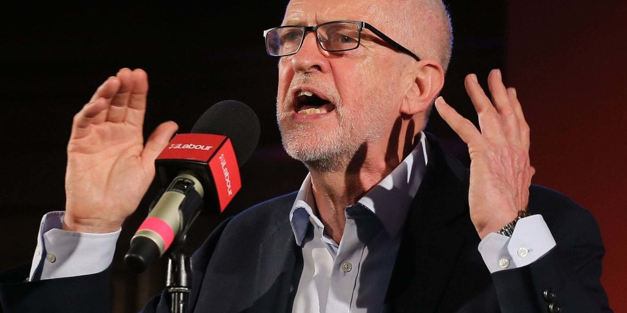 Jeremy Corbyn says voter ID plans will discriminate against ethnic minorities