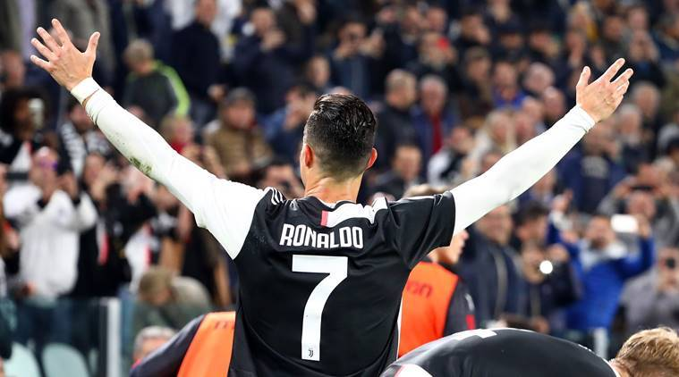 Cristiano Ronaldo strikes as Juventus expand Serie A lead|Sports News, The Indian Express