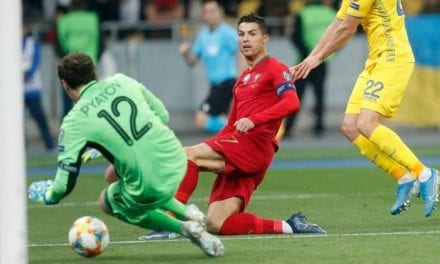 Cristiano Ronaldo nets 700th career objective in Portugal's loss to Ukraine|Sports Information, The Indian Express