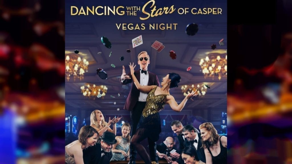 Regional celebrities, public auction packages highlight 2019 Dancing with the Stars of Casper