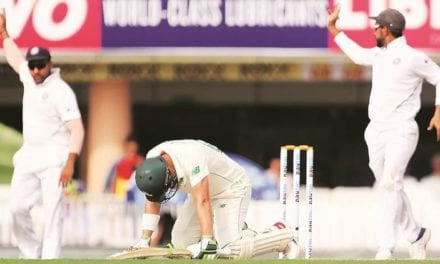 Knock'em over, both stumps and heads | Sports News, The Indian Express