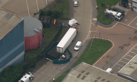 Thurrock deaths: 39 bodies found in lorry container in Essex | The Independent