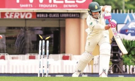 India vs South Africa 3rd Test: Bowled, beautiful | Sports News, The Indian Express