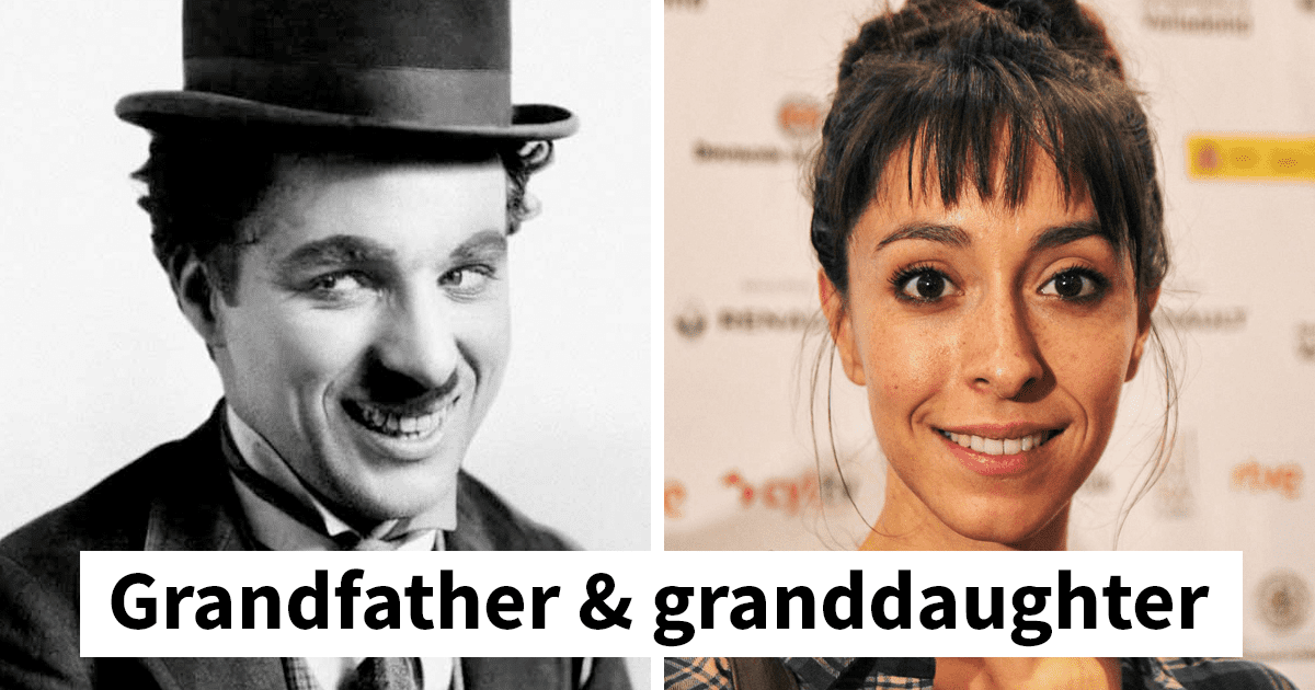 18 Celebrities You Didn't Know Were Descendants of Famous People