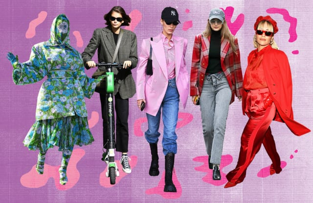 WWD Report Card: Models and Celebrities Off Duty at Fashion Month – WWD