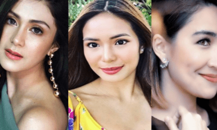 Mga Kilalang Filipino Celebrities Na Gradute ng may Latin Honors