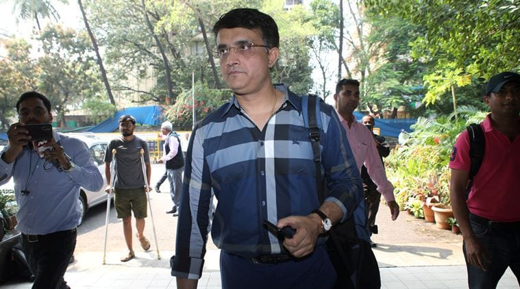 After night of drama, Ganguly emerges as new cricket chief | Sports News, The Indian Express
