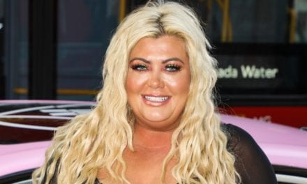Gemma Collins reveals off weight management as she flashes bra in sheer leading|Amusement Daily