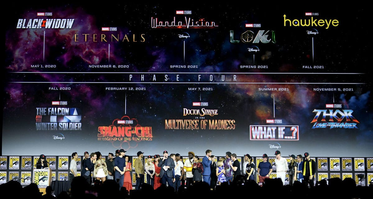Nerdy Jobs: Marvel's Comic-Con pro hunts leaks and wrangles rogue celebrities