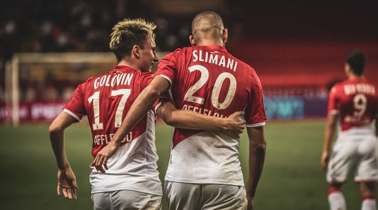 Aleksandr Golovin double earns Monaco first win of the season | Sports News, The Indian Express