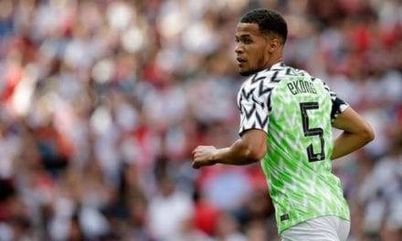 NFF chiefs without Gernot Rohr's permission set to throw Troost-Ekong out of Super Eagles 9ja – For latest Sports news in Nigeria & World