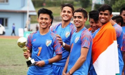 India defeated Bangladesh 2-1 to win maiden U-18 SAFF title|Sports News, The Indian Express