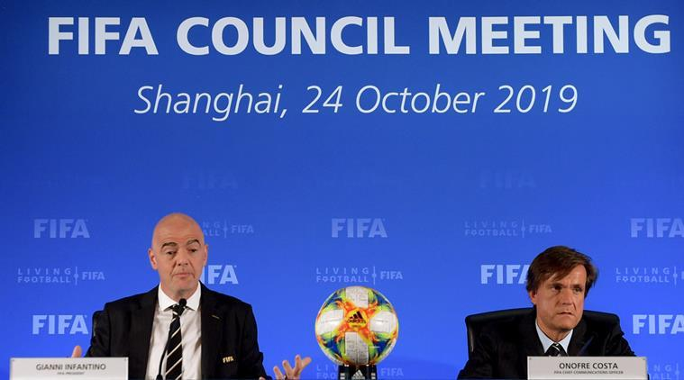 FIFA won't rebuke Club World Cup host China on human rights | Sports News, The Indian Express