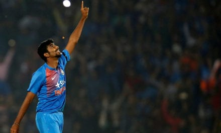 'Had one pair of footwear, T-shirt,' Jasprit Bumrah recalls youth battles|Sports Information, The Indian Express