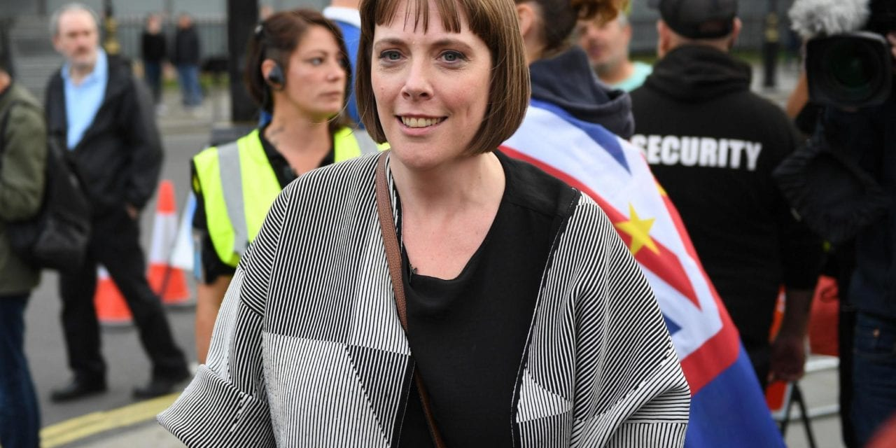 Jess Phillips may consider running for Labour leadership if Corbyn resigns