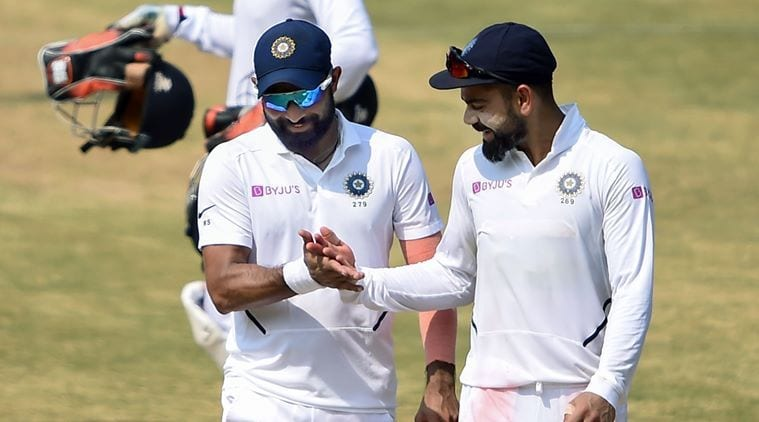 Batting heroes obvious but bowlers had it tougher in this game, says Virat Kohli | Sports News, The Indian Express