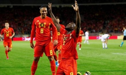 Belgium first team into Euro 2020 finals after 9-0 win | Sports News, The Indian Express