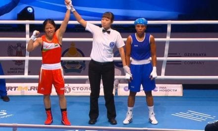 Mary Kom secures 8th Globe medal, enters semifinals|Sports Information, The Indian Express
