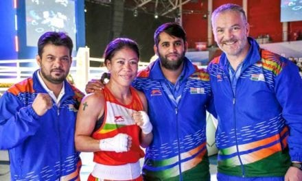 Mary Kom eyes to go full distance at Globes after safeguarding medal|Sports News, The Indian Express