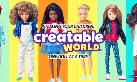 Toy Maker Mattel Launches 'Creatable World' Gender Neutral Dolls To Indoctrinate Children To Accept And Imitate The Transgender Lifestyle