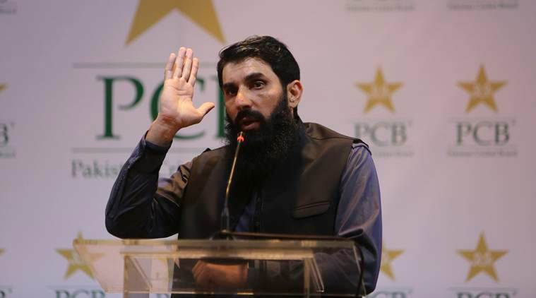 Misbah-ul-Haq urges movie critics to reveal patience with Ahmed Shehzad, Umar Akmal|Sports Information, The Indian Express