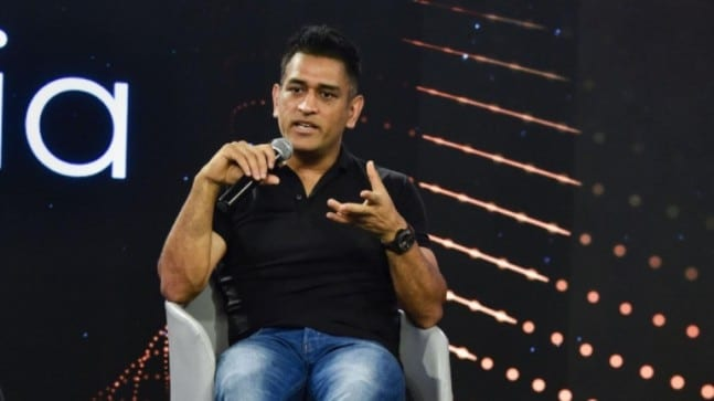Feel angry at times but I control my emotions better than some others: MS Dhoni – Sports News