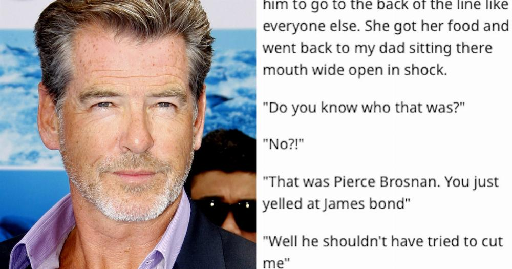 19 people share stories of times they met celebrities… and didn't realize who they were.