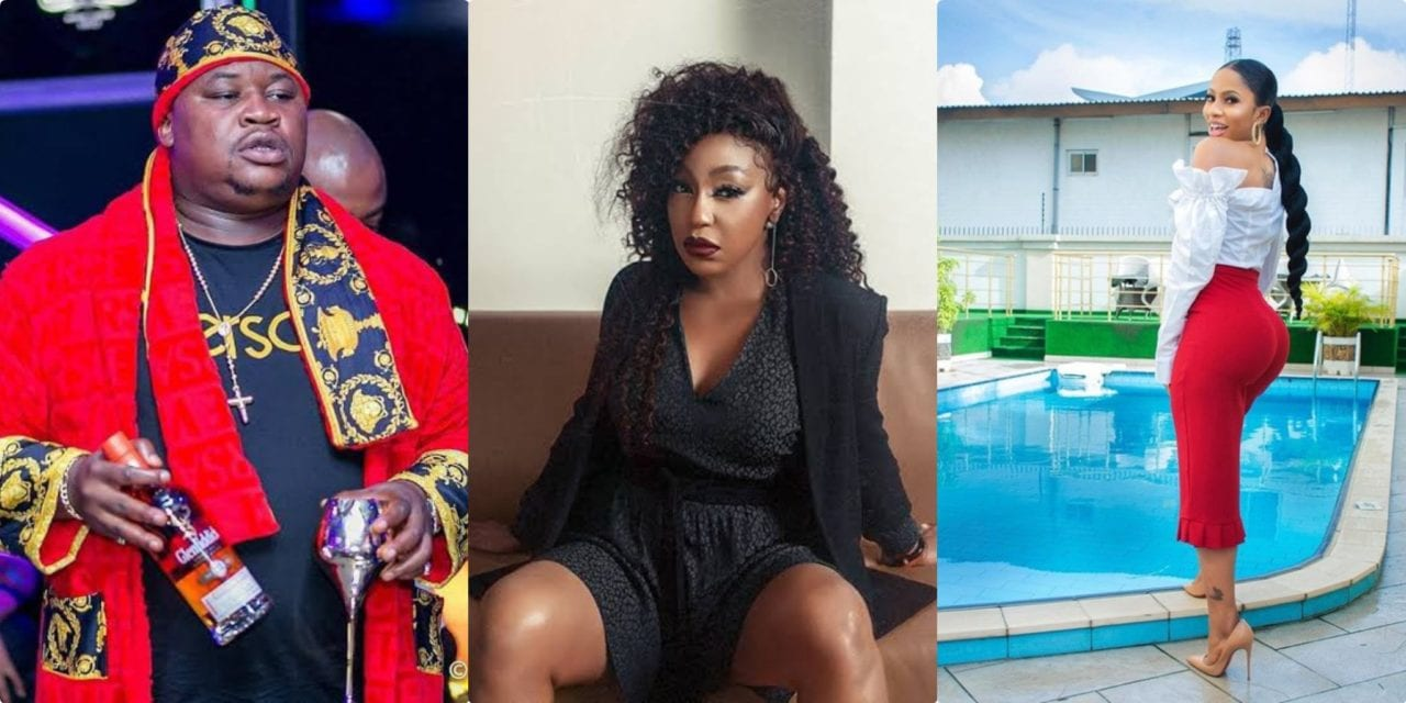 #BBNaija: Mercy appreciates Cubana Chief priest, Rita Dominic, other celebrities that supported her (screenshot) – AkPraise