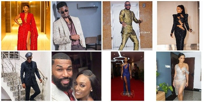 Who's your best dressed: Tacha or Mercy? – See what Mike, Seyi, Omashola, Mercy, Tacha, and other Nigerian Celebrities wore to 13th 13th #Headies Awards (pictures) – Madailygist