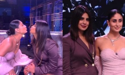 Priyanka Chopra, Kareena Kapoor Khan's dance face-off on 'Aaj Ki Raat' song at DID7 Finale (video) | Celebrities News – India TV
