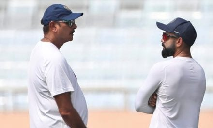 We wanted to take the pitch out of equation, reveals Ravi Shastri | Sports News, The Indian Express