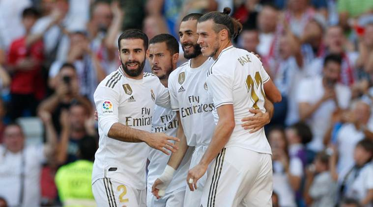 UEFA Champions League: Real Madrid chases first win of season, Inter up against Borussia Dortmund | Sports News, The Indian Express